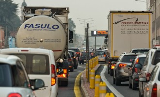 Crollo delle auto in circolazione a Milano. E nell'hinterland?