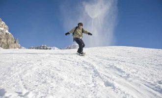 Sciare in Valtellina con il treno conviene. Due offerte da Trenord