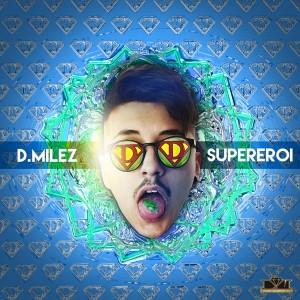 """La copertina del singolo """"Supereroi"""""""