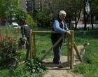 Quattro Zampe Cinisello adotta l'area cani di Villa Rachele