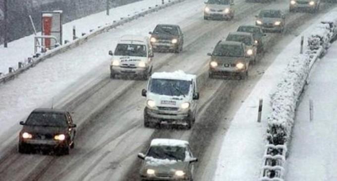 Freddo e maltempo: prevista neve anche sul Nordmilano