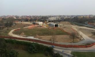 Cantieri Rho-Monza: riaperta complanare di Paderno