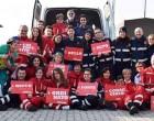 Croce Rossa Sesto: una raccolta fondi nei centri commerciali