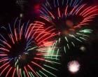 Fuochi d'artificio a Monza: tutti col naso all'insù