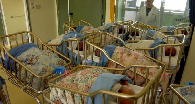 Sesto: la prima nata del 2019 in ospedale è Adelina, una bimba di Cinisello