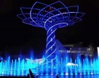 L'area Expo pronta a riaprire: tornano gli spettacoli al Parco Experience