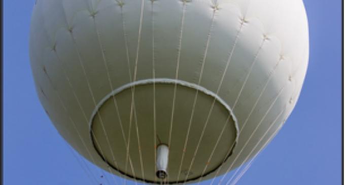 """Festival del Volo al Parco Experience: c'è anche il """"pallone"""" della Aeronord Aerostati"""