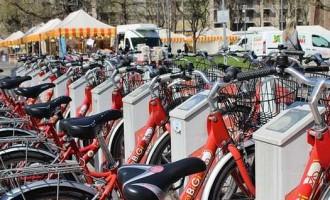 Bike sharing a Monza. Il Nordmilano ancora tace