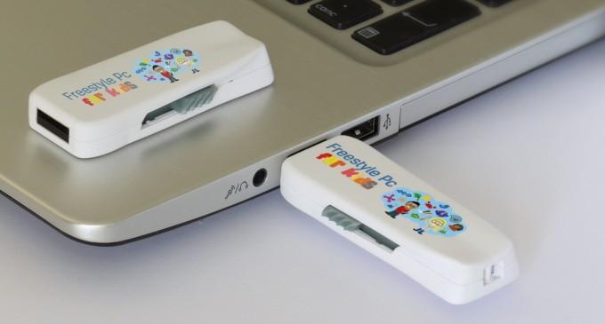 Paderno: nasce una chiavetta USB che rende il pc sicuro per i bambini