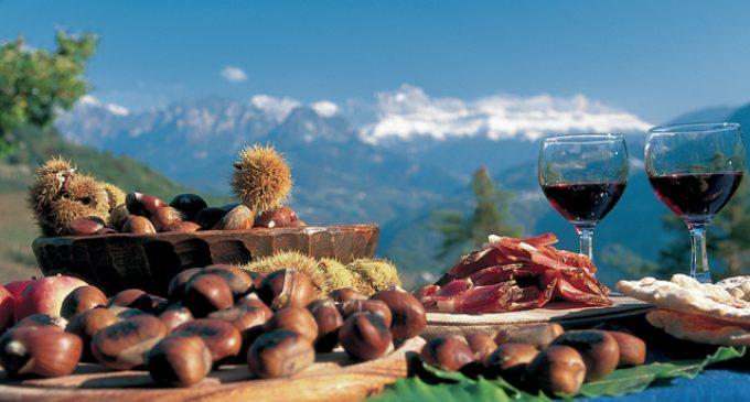 Week end tra natura e buon gusto in Alto Adige con il Törggelen