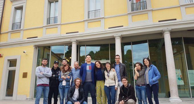 Cofò: primi giovani al lavoro in Villa Forno