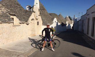 Saligari, l'ex professionista di Cinisello sarà la voce della Rai per il Giro 100