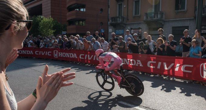 Sesto San Giovanni si veste di rosa per l'arrivo del Giro d'Italia
