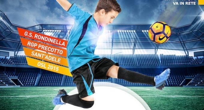 Injoin Junior Cup, quadrangolare di calcio in casa Rondinella