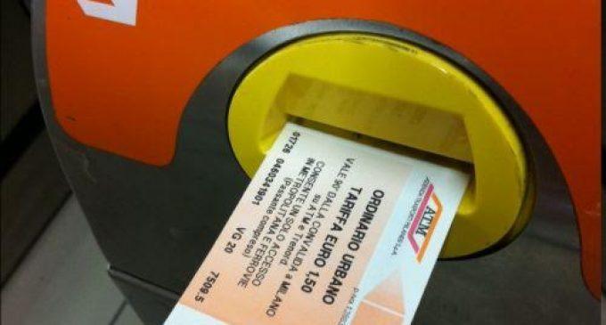 Milano: l'aumento degli biglietto di Atm rimandato a luglio