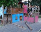 Cinisello, al via manutenzione nei parchi giochi