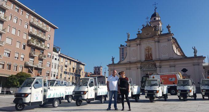 Cinisello, accordo tra Nord Milano Ambiente e parrocchie e associazioni per il ritiro dei rifiuti