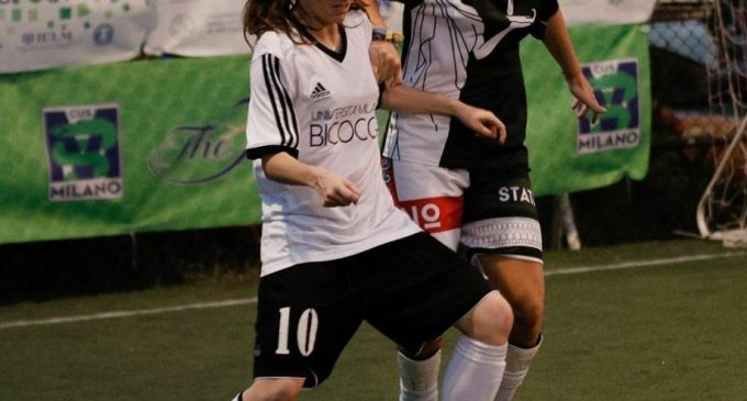 Cinisello, Chiara Dinatale ai Mondiali di Football Sala
