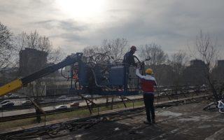 175 biciclette rubate scoperte su un tetto a Cinisello