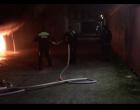 Cinisello: incendio alle case Aler di Sant'Eusebio, interviene la protezione civile (VIDEO)