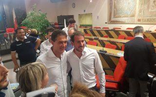 Cinisello, Ghilardi è il nuovo sindaco. La festa per la vittoria al ballottaggio