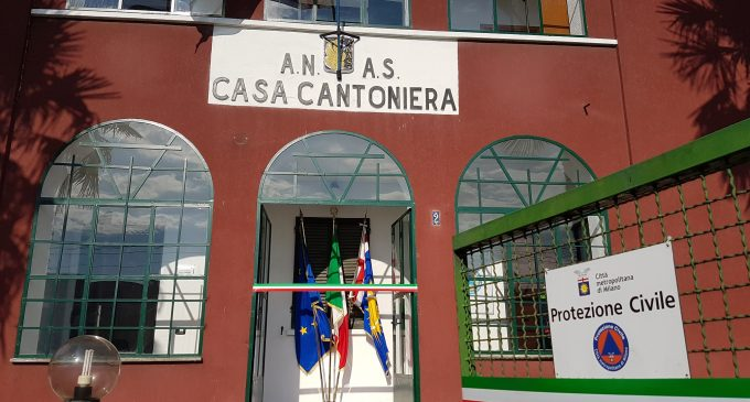 Paderno, inaugurata la nuova sede della protezione civile di Città Metropolitana