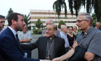 Il Vescovo agli amministratori: la ragionevolezza porti al bene comune