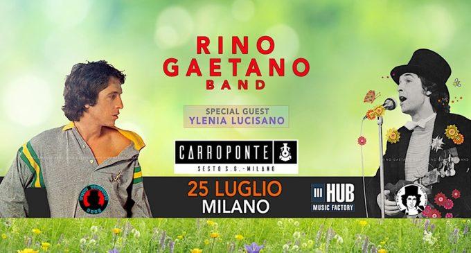 Sesto San Giovanni, in arrivo al Carroponte la Rino Gaetano Band