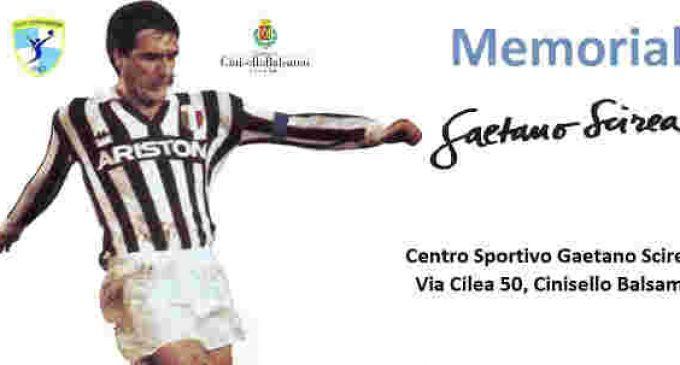Cinisello Balsamo, il calendario delle partite del Trofeo Scirea
