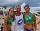 Sesto San Giovanni, Elisa Salvador medaglia d'argento al Campionato italiano beach volley a Porto San Giorgio