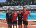 Campionati italiani di nuoto, bronzo per il sestese Luigi Riva nella staffetta