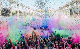 Sesto San Giovanni: torna al Carroponte HOLI on TOUR, la festa dei colori