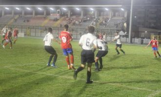 Memorial Gaetano Scirea, Lecco- Team Ticino: 0-0