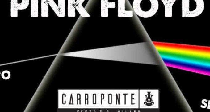 Sesto San Giovanni, tributo ai Pink Floyd, poi Lucio Dalla e Pino Daniele