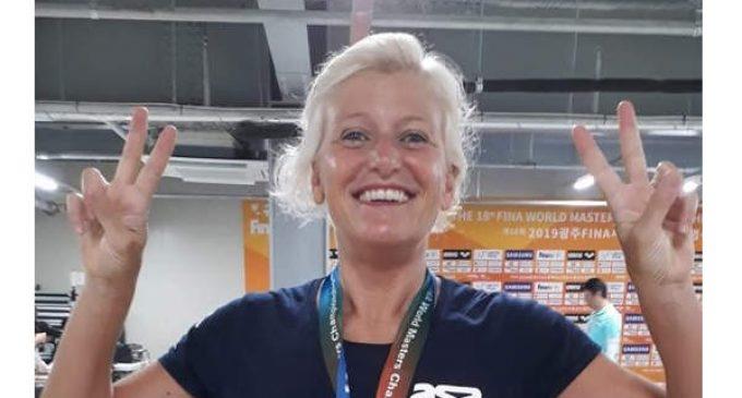 Asa Nuoto di Cinisello, medaglie ai Campionati mondiali di nuoto master
