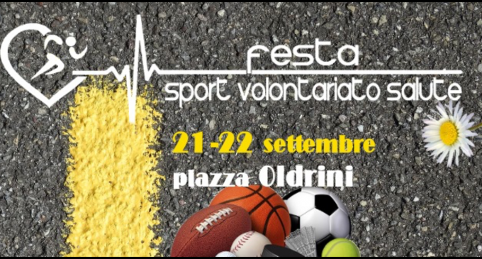 Sesto San Giovanni, sabato e domenica Festa dello Sport, del Volontariato e della Salute