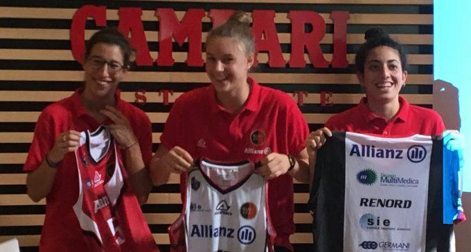 Sesto San Giovanni, presentata a Villa Campari la prima squadra dell'Allianz Geas Basket