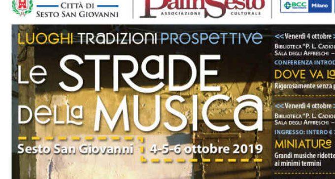 Sesto San Giovanni, la nuova rassegna musicale