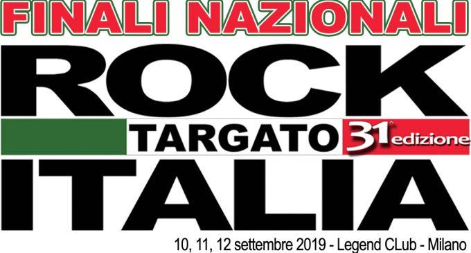 Rock Targato Italia: al Legend Club di Milano le Finali Nazionali 2019