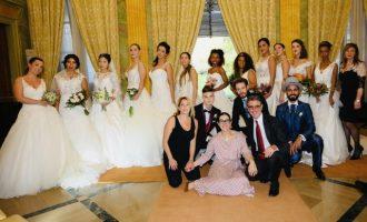 Cinisello Balsamo, il successo di SposateviConNoi