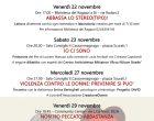 Cormano, #L'AMORENONFAMALE iniziative contro la violenza sulle donne