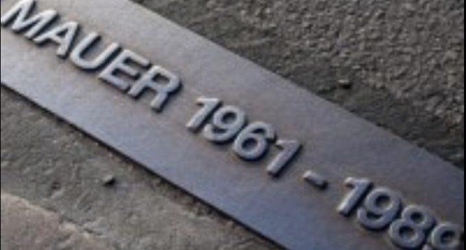 Sesto San Giovanni, un parco in memoria della caduta del Muro di Berlino