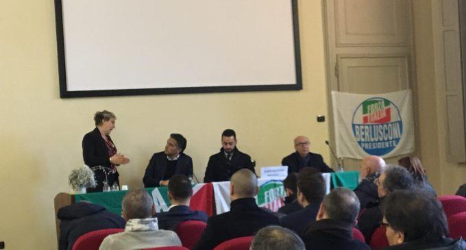 Cinisello Balsamo, dal congresso di Forza Italia la nuova coordinatrice cittadina