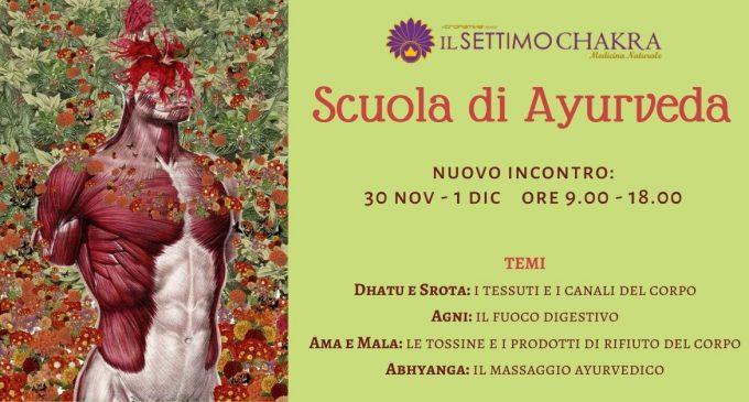 """Sesto San Giovanni, gli incontri su benessere e salute alla Scuola di Ayurveda """"Il Settimo Chakra"""""""