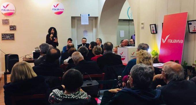Cinisello Balsamo, presentata Italia Viva