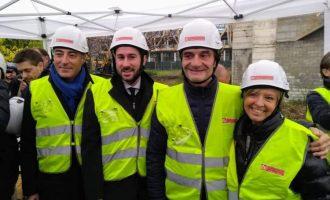 Cinisello Balsamo dice addio all'ecomostro del Bassini, al via la demolizione