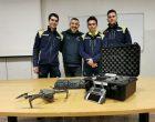Cinisello Balsamo, un drone nella squadra della Protezione Civile locale