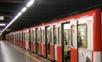 Grave incidente sulla metro rossa M1 Pasteur in direzione Sesto San Giovanni