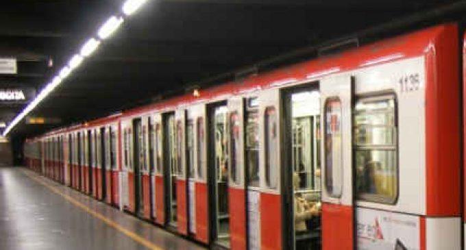 Milano: si lancia sotto la metro a Villa San Giovanni, morta ragazza di 28 anni