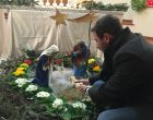 Cinisello Balsamo, Gesù Bambino torna nel presepe del Bassini.